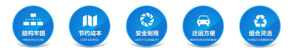 郑州久住集装箱qy8com千赢手机版结构牢固,节约成本,安全耐用,迁运方便,组合灵活,
